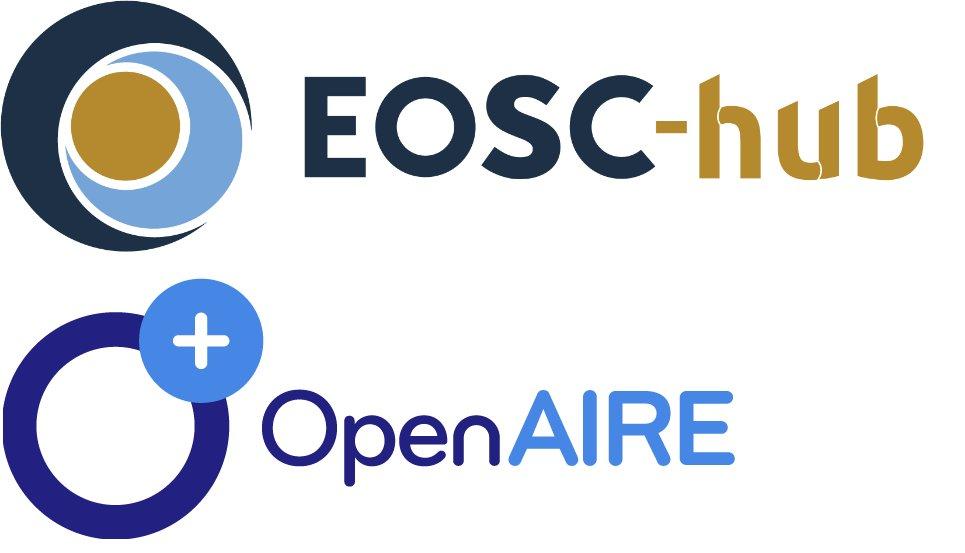 openaire eoschub